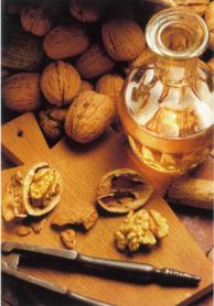 walnuts up right way